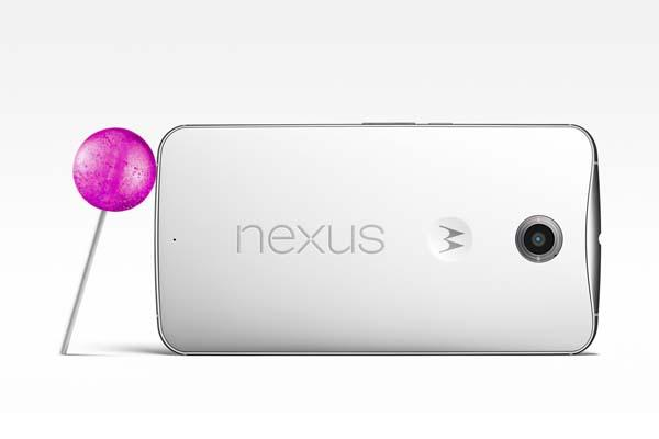 Google Nexus 6 Flagship Android Phone Announced
