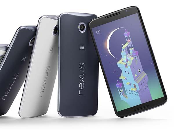 Google Nexus 6 Flagship Android Phone