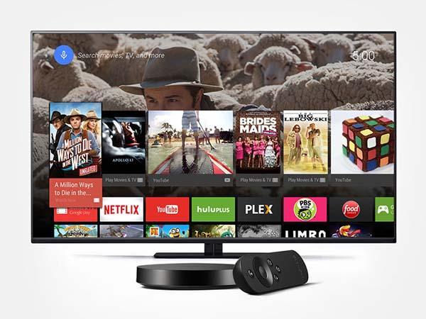 Google Nexus Player Android TV Box Announced