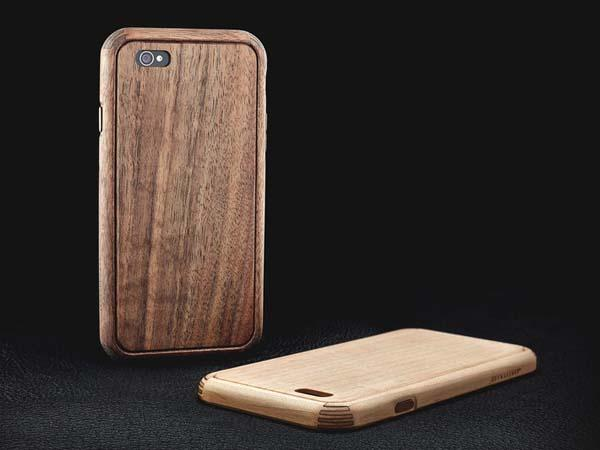 Grovemade Ultra-Thin Wood iPhone 6 Plus and iPhone 6 Cases
