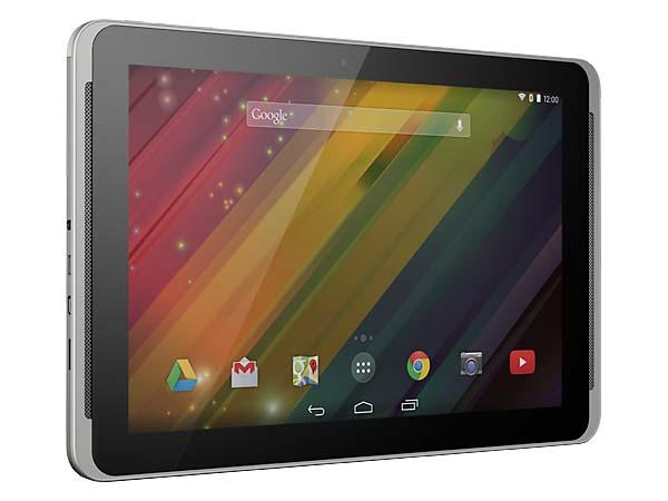 HP 10 Plus Android Tablet