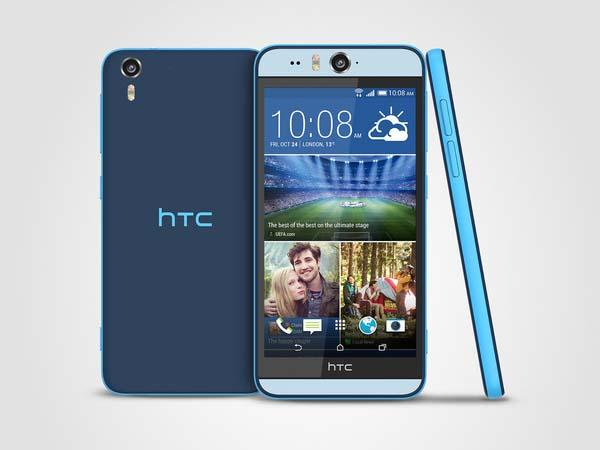 HTC Desire Eye Android Phone Announced