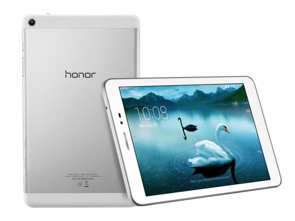 Huawei Honor Tablet Unveiled