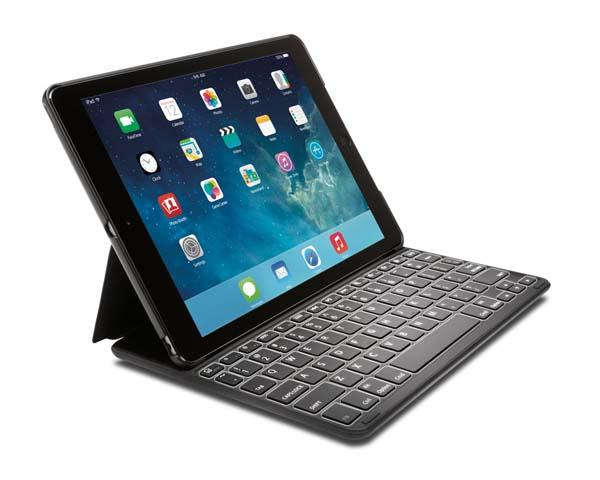 Kensington KeyFolio Thin X2 Plus iPad Air 2 Keyboard Case