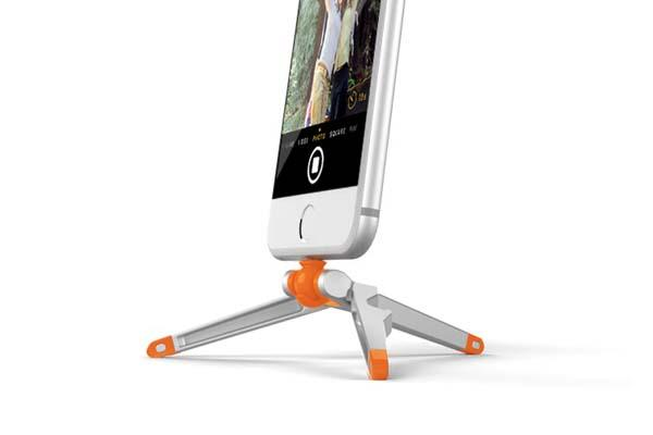 Kenu Stance Compact Tripod With Bottle Opener For Iphones