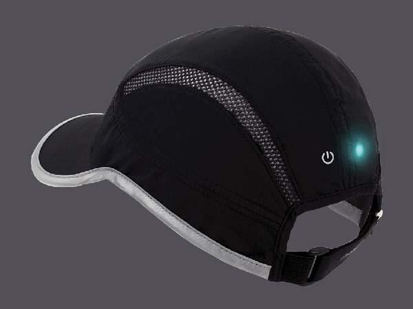 Lifebeam Smart Hat to Track Your Heart Rate Cadence And Calories
