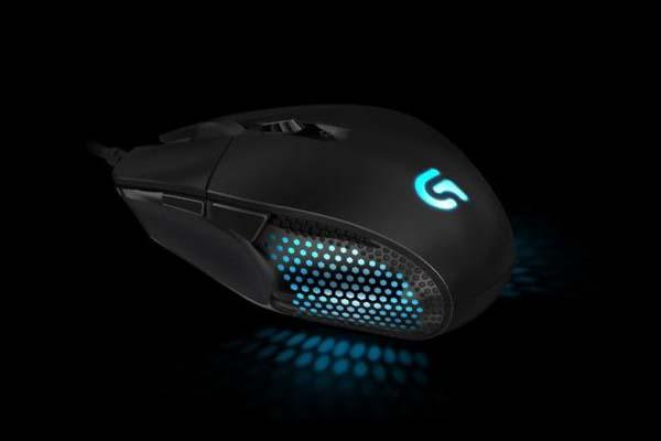 Logitech G302 Daedalus Prime MOBA Gaming Mouse Released