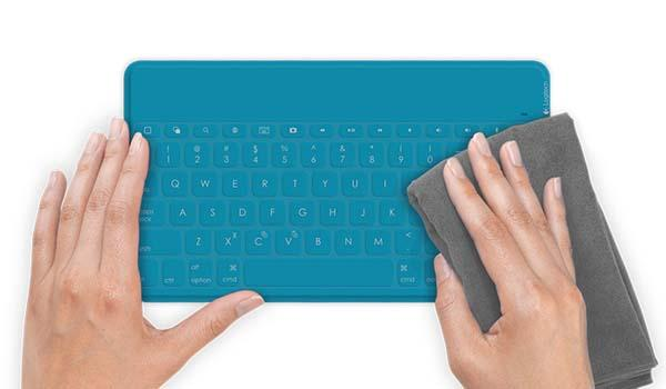 Logitech Keys-To-Go Portable Bluetooth Keyboard for iOS Devices