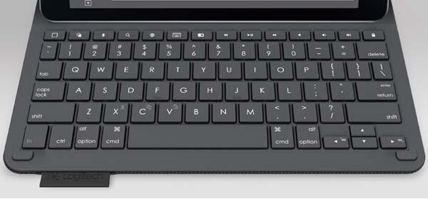 Logitech Type+ iPad Air 2 Keyboard Case