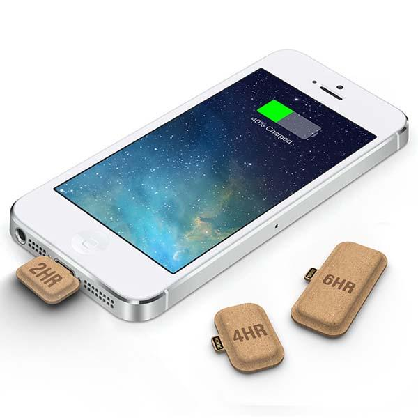 Mini Power Recycled Portable Charger