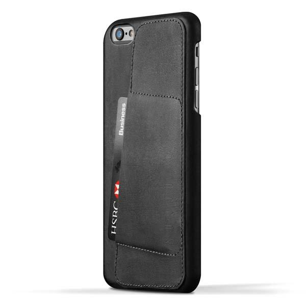 Mujjo Leather Wallet 80-Degree iPhone 6 Plus and iPhone 6 Cases