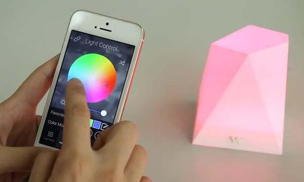 Notti App-Controlled Smart Light | Gadgetsin