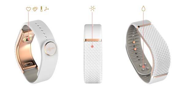 Olive Smart Bracelet Helps You Manage Stress