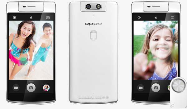 Oppo N3 Flagship Android Phone Announced