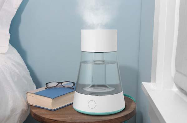 Osmos Ultrasonic Smart Humidifier Gadgetsin