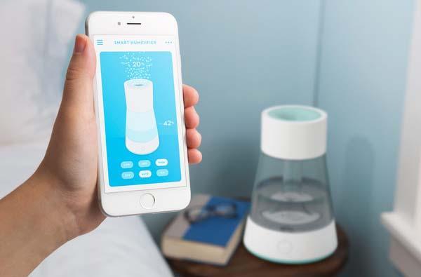 Osmos Ultrasonic Smart Humidifier