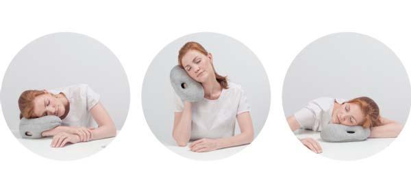 Ostrich Pillow Mini Enhances Your Snoozes