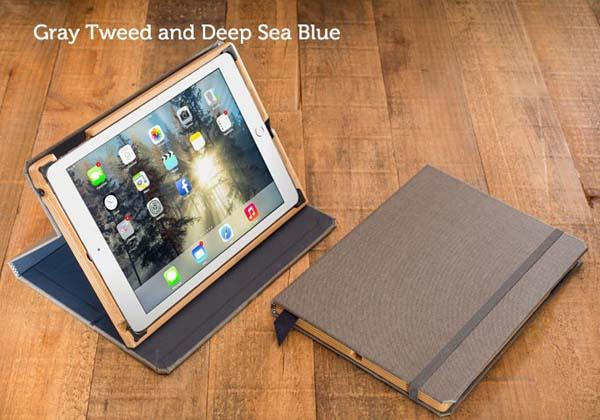 Pad&Quill Contega Linen iPad Air 2 Case