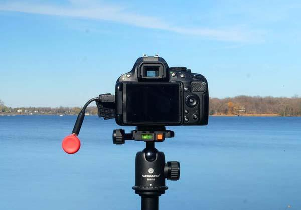 Pico Smart Trigger for Time-Lapse Photography