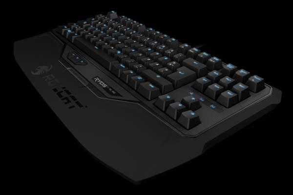 ROCCAT Ryos TKL Pro Mechanical Gaming Keyboard Announced