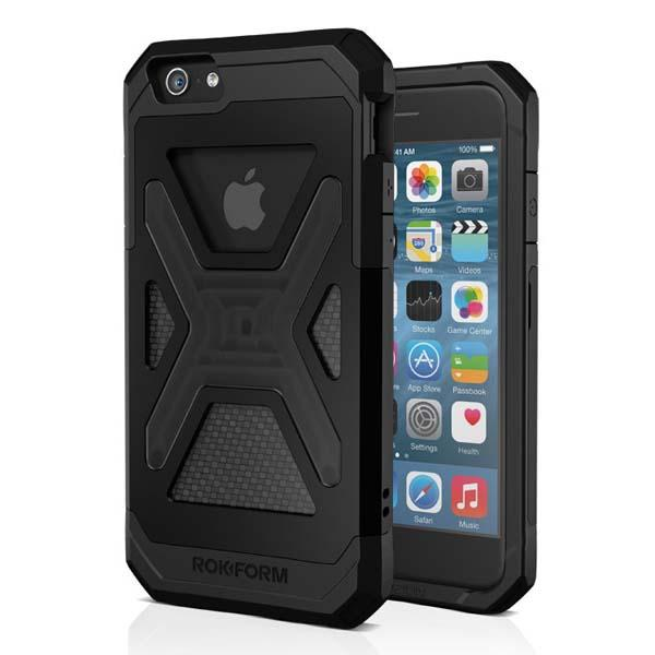 Rokform Mountable Aluminum iPhone 6 Case
