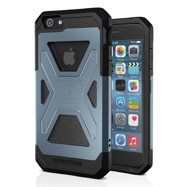 Rokform Mountable Aluminum iPhone 6 Case