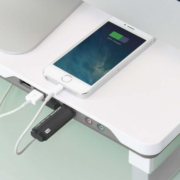 Satechi F3 Smart Monitor Stand with USB 3.0 Hub