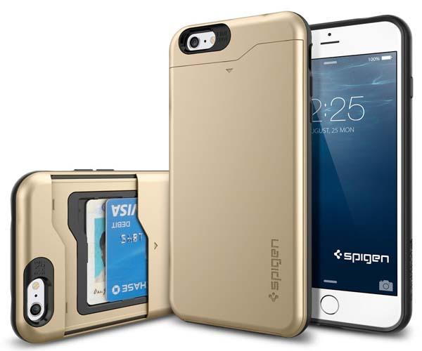 Spigen Slim Armor CS iPhone 6 Plus and iPhone 6 Cases