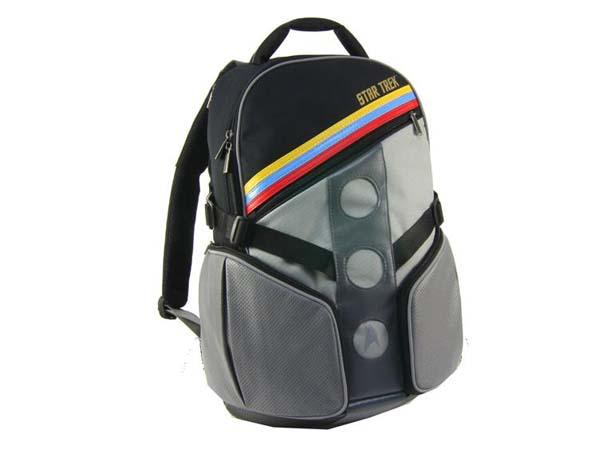 Star Trek Inspired Retro Tech Backpack