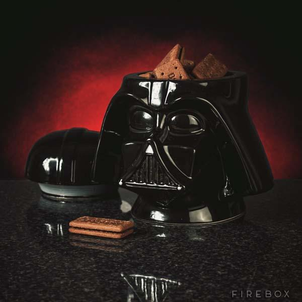 Star Wars Darth Vader Helmet Cookie Jar