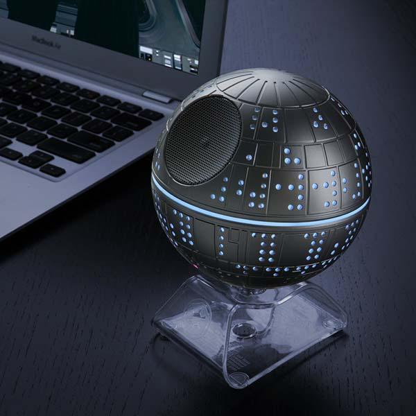 Star Wars Death Star Portable Bluetooth Speaker