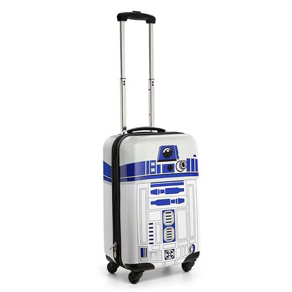 Star Wars R2-D2 Inspired Carry-On Luggage