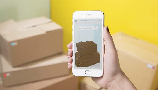 Tago QR Tag Dispenser Helps You Manage Your Stuff