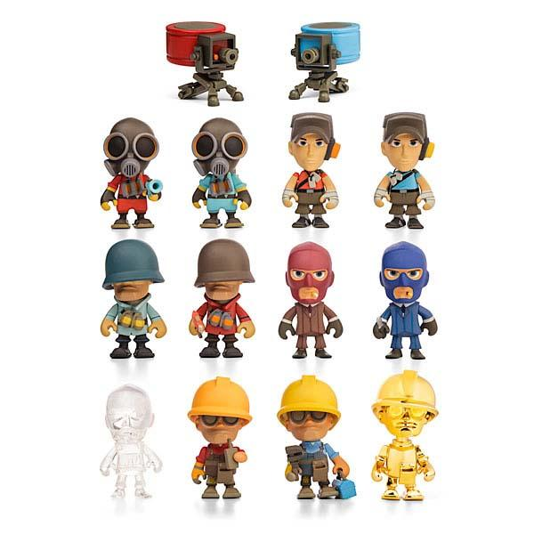 Team Fortress 2 Blind Box Mini Figures