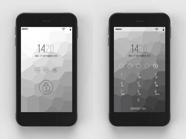 The Affordable E Ink Smartphone Design Concept Gadgetsin