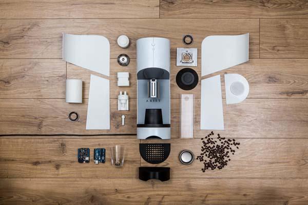 The Arist Smart Coffee Machine