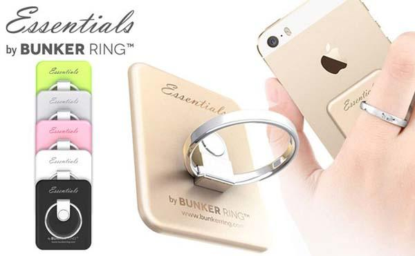 The Bunker Ring Phone Stand