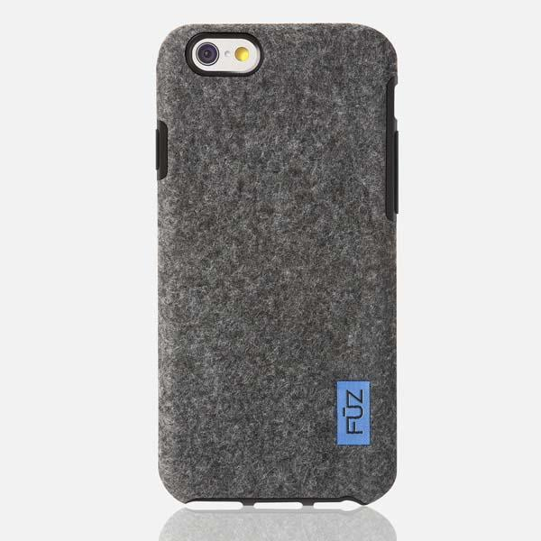 The Felt iPhone 6 Plus and iPhone 6 Cases by FŪZ Designs