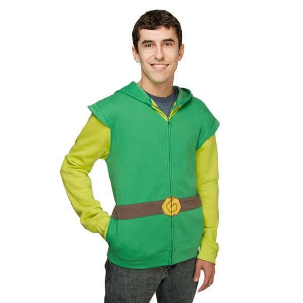 The Legend of Zelda Link Hoodie