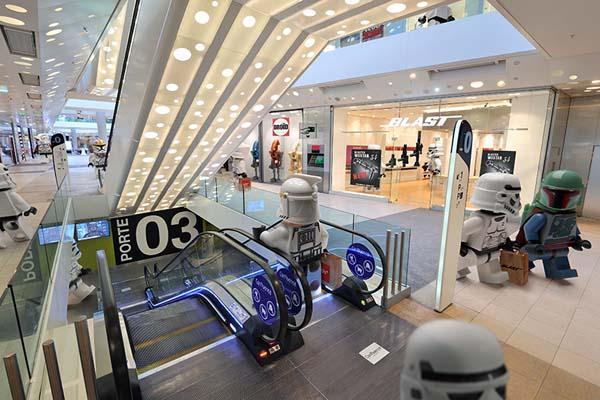 The Lego Star Wars In Real World Gadgetsin