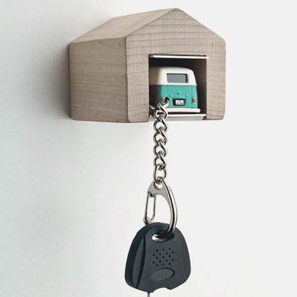 The Mini Garage Car Key Holder