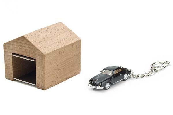 The Mini Garage Car Key Holder Gadgetsin