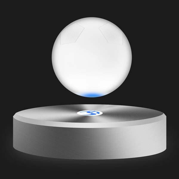 The Om/One Levitating Bluetooth Speaker