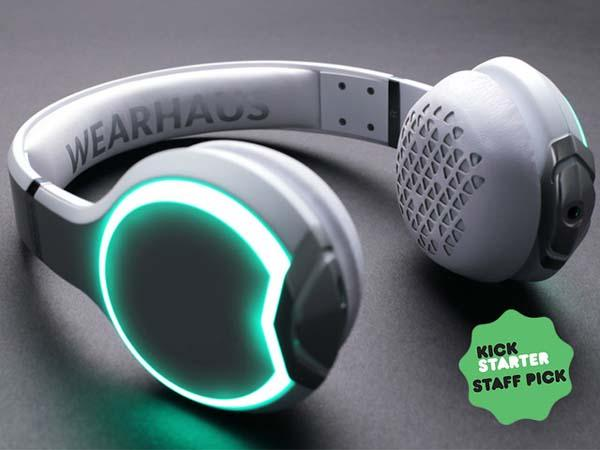 Wearhaus Arc Bluetooth Wireless Headphones Gadgetsin