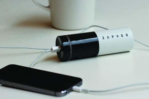 Zap&Go Graphene Supercapacitor 5-Minute Portable Charger