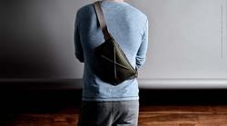 Hard Graft Phone Pack Mini Shoulder Bag