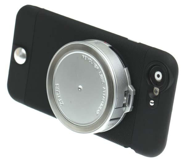 Ztylus ZIP-6L Combo Kit with iPhone 6 Case and iPhone Lenses