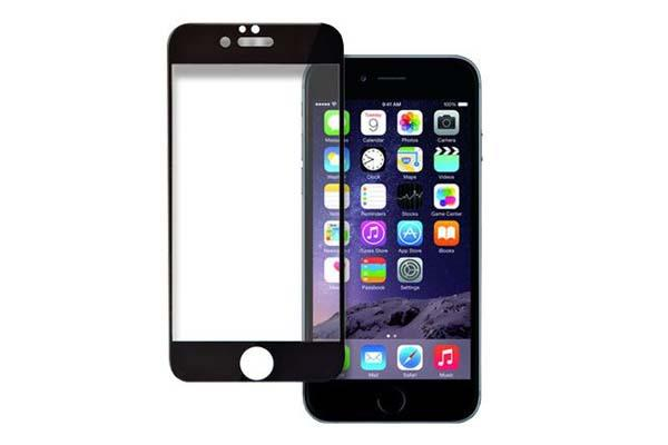 BCN Award Winning iPhone 6 Screen Protector Covers All Curved Glass Surface