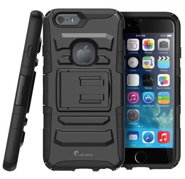 i-Blason Prime Dual Layer Holster iPhone 6 Plus and iPhone 6 Cases