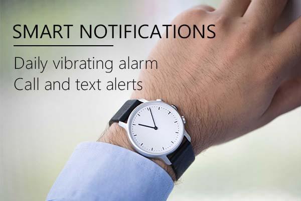 Nevo Minimalist Smart Watch and Activity Tracker